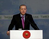 Erdoğan Erdoğandan İslam dünyasına çarpıcı mesajlar