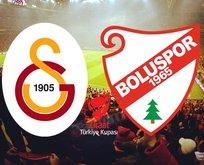Galatasaray - Boluspor maçı ne zaman?