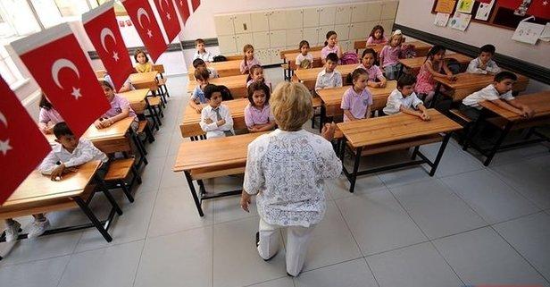 Hangi sınıflar 21 Eylül'de okula gidecek?