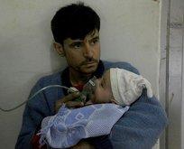 Esed rejimi Doğu Gutada yine katliam yaptı!