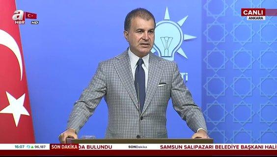 AK Parti'den MKYK sonrası Emine Bulut hakkında flaş açıklama
