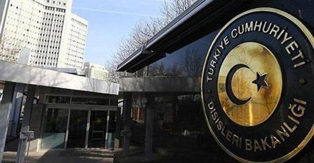 Türkiye'den Yunanistan'a kararname tepkisi