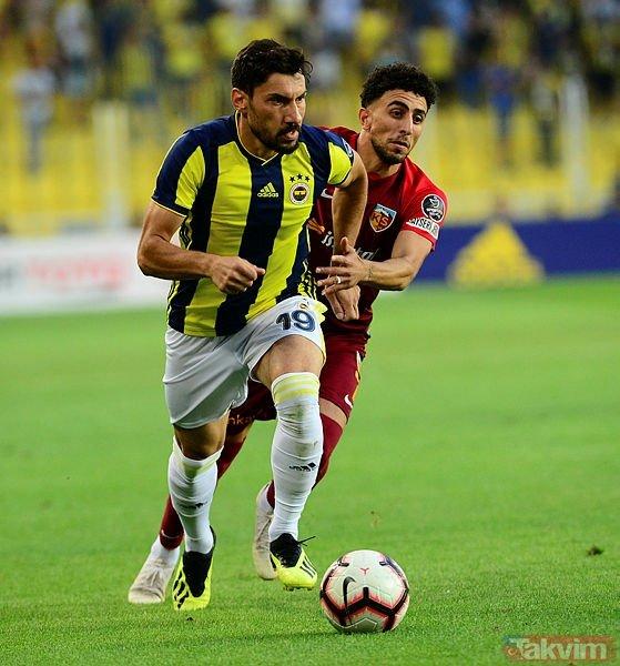 Fenerbahçede bir devrin sonu!