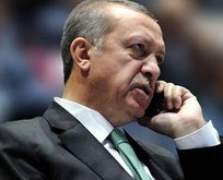Başkan Erdoğan Büyükanıt'ın eşini telefonla aradı