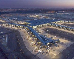 İstanbul Havalimanı zirveyi bırakmıyor