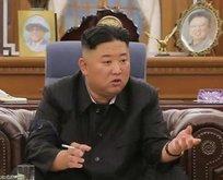 Kim Jong-un zayıflamış haliyle görüntülendi