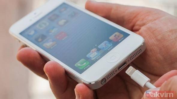 iPhone sahiplerine kötü haber! APPLE fişlerini çekti