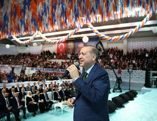 Yalova'da Erdoğan çoşkusu