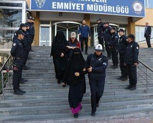 DEAŞ'ın Türkiye sorumlusunun kardeşleri hakim karşısında