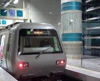Aksayan metro seferleri başladı