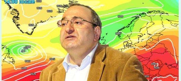 Meteoroloji profesöründen korkutan sıcaklık uyarısı