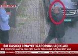 BM, Cemal Kaşıkçı cinayeti raporunu açıkladı: Yargısız bir infaz (Video)