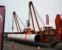 Kafkasya'dan Anadolu'ya doğalgaz hattı kuruluyor