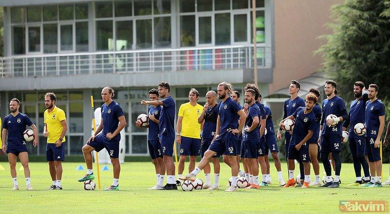 Cocu kadroyu belirledi! İşte yeni Fenerbahçe