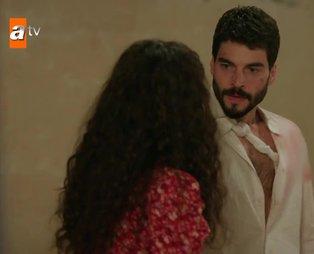 Hercai'nin yeni bölümünde geceye damga vuran sahne! Reyyan ve Miran konağa geri dönüyor: Artık buradayız