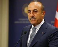 Bakan Çavuşoğlu'ndan 'korona' diplomasisi