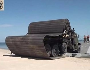 Bu askeri araç ve silahlar görenleri şaşırtıyor