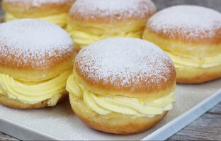 Berliner ve donut tarifi!