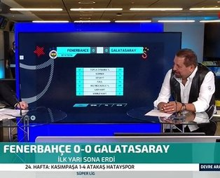 A Spor yorumcusu Erman Toroğlu'dan Fenerbahçe - Galatasaray derbisi yorumu: 1 gol olursa iyi maç olur