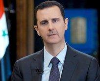 Katil Esad'dan skandal koronavirüs haritası!