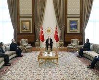 Başkan Erdoğan'dan İsrail'e karşı hamle