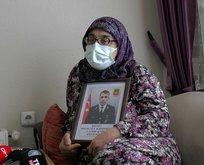Şehit annesi CHP'li başkanı yerin dibine soktu