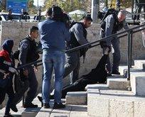 İsrailli subay Filistinli kadına yumruk attı