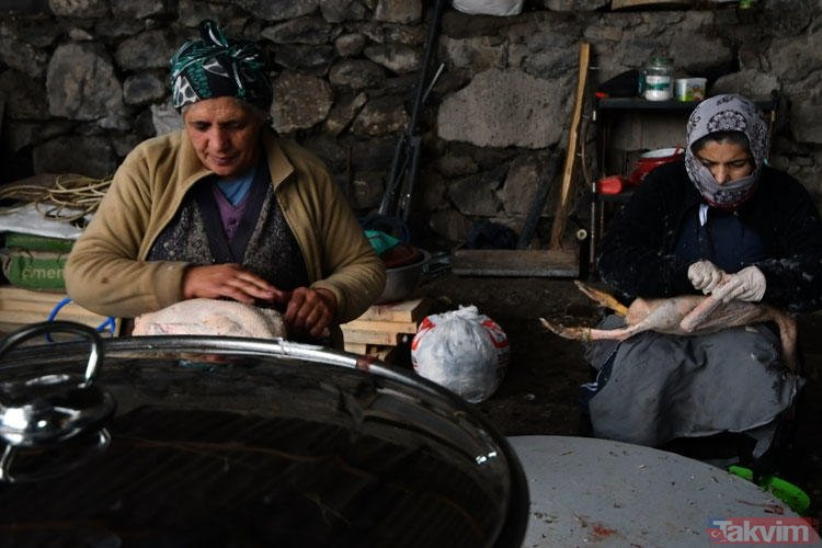 Kaz nasıl yapılır? Kaz etinin faydaları nelerdir? İşte kaz eti tarifi!