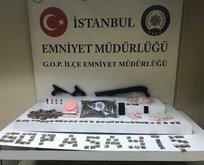İstanbul'da zehir tacirlerine darbe!
