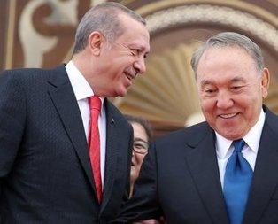 Erdoğan önermişti! Türk dünyasının ömürlük lideri oldu