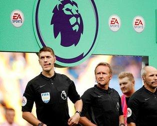 Premier Lig'de ilginç olay!