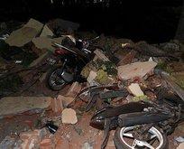 Endonezya'da deprem: 82 ölü