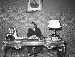Görülmemiş fotoğraflarıyla idamının 58.yılında Adnan Menderes: Demokrasinin en kara günü