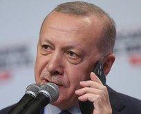 Erdoğan'dan bayram tebriği