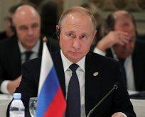 Putin'den ABD'ye sert uyarı