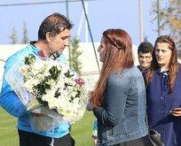 Trabzon'dan kadınlara büyük destek