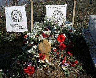 Ceren Özdemir'in mezarı çiçek bahçesine döndü