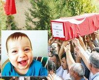 Terör örgütü PKK/YPG bebek katilidir!