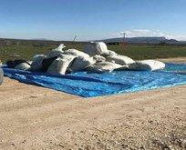 PKK'ya operasyon! 5 ton 209 kilo ele geçirildi