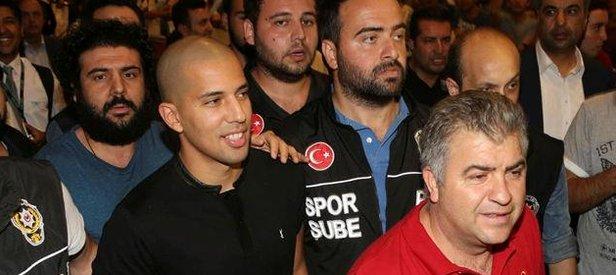 En sonunda İstanbul'da!