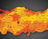 İşte Osmanlı Devleti zamanında memleketinizin ismi