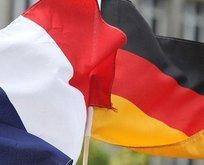 Almanya ve Fransa'dan ABD'ye rest!