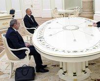 Paşinyan Rusya'daki zirvedeyken sözcüsü bakın nereden çıktı!