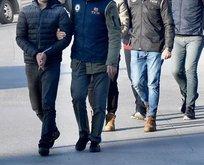 DEAŞ'a darbe! Kritik bölgeler ile irtibatlı 10 kişiye gözaltı