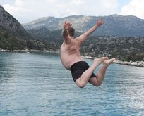 Rus turistler Türkiye'de tatil yapmaya kararlı