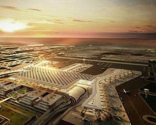 Yeni havalimanında o soruna özel önlem