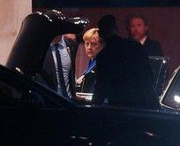 Merkel ucuz kurtuldu