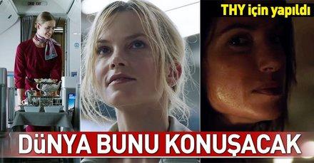 Ridley Scottın yönettiği Türk Hava Yolları (THY) reklamı yayınlandı (Ridley Scott kimdir?)