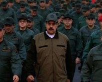 Ve Maduro düğmeye bastı...