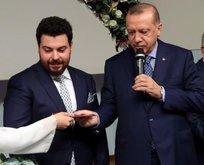 Başkan Erdoğan nikah törenine katıldı